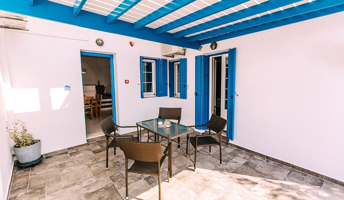 Apartment with Sea View No 3