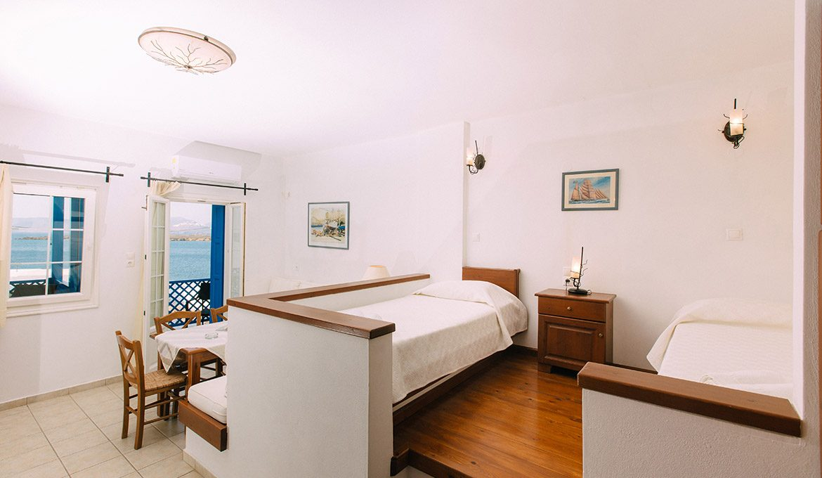 Apartment with Sea View No 4