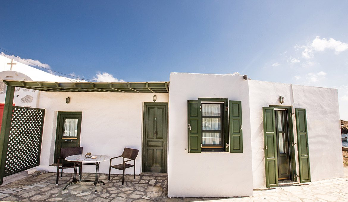 Traditional House by the Sea No 8